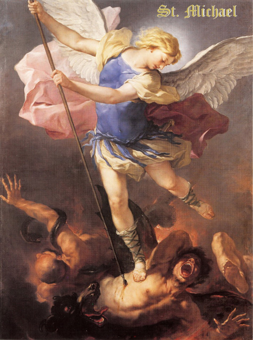 Apparition Of St Michael The Archangel